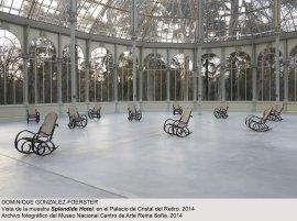 Vista de sala / gallery view Dominique Gonzalez-Foerster. SPLENDIDE HOTEL (imagen 5)