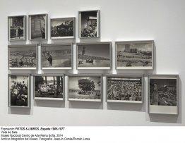 Vista de sala/gallery view de la exposición Fotos y libros. España 1905-1977 (imagen 4)