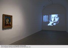Las biografías de Amos Gitai, vista de sala / gallery view (imagen 2)
