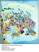 Los Esquizos de Madrid. Figuración madrileña de los 70(imagen 05)