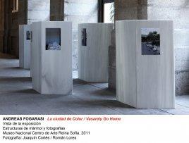 Andreas Fogarasi. La ciudad de color / Vasarely Go Home(imagen 09)