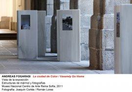 Andreas Fogarasi. La ciudad de color / Vasarely Go Home(imagen 10)