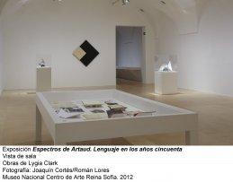 Espectros de Artaud.  Lenguaje y arte en los años cincuenta(imagen 05)