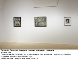 Espectros de Artaud.  Lenguaje y arte en los años cincuenta(imagen 06)