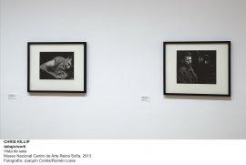 Chris Killip. trabajo / work. Vista de sala. Museo Nacional Centro de Arte Reina Sofía, 2013