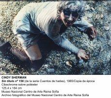Cindy Sherman, Sin título nº 156, 1985