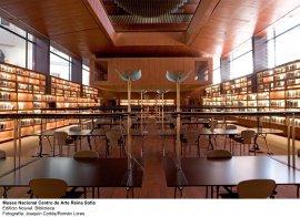 Museo Reina Sofía. Biblioteca