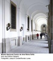 Museo Reina Sofía. Edificio Sabatini. Claustro