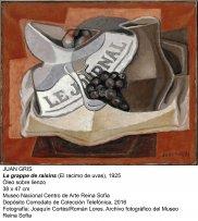 El racimo de uvas (1925). Juan Gris