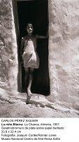 La niña Blanca. La Chanca, Almería, 1957. Pérez Siquier, Carlos