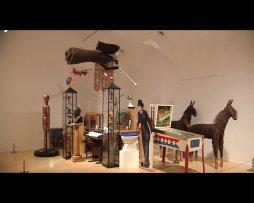 Pieza locutada sobre la exposición El tiempo y las cosas. La casa estudio de Hanne Darboven (español)