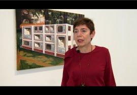 Declaraciones de la comisaria de la muestra, Teresa Velázquez