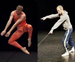 "Conferencia-performance: Guillaume Désanges y Hélène Guenin cuentan ""Una historia de la performance en veinte minutos"""