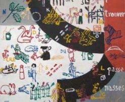 El Museo Reina Sofía abre su temporada expositiva con la muestra Espectros de Artaud. Lenguaje y arte en los años cincuenta