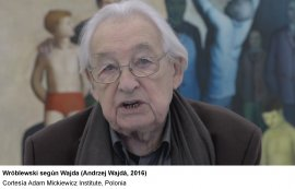 Wróblewski según Wajda