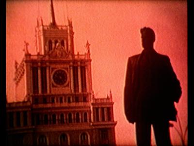Derek Jarman. Imagining October. Film, 1984. Courtesy of © Basilisk Communications Limited
