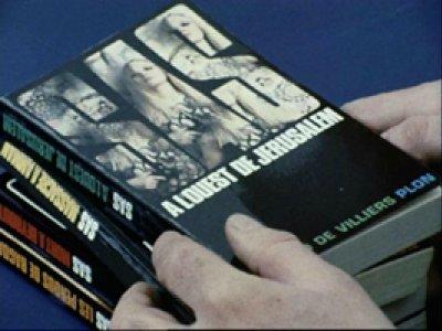 Jean-Luc Godard y Anne-Marie Miéville. Ici et ailleurs  (Aquí y en otro lugar). Película, 1974