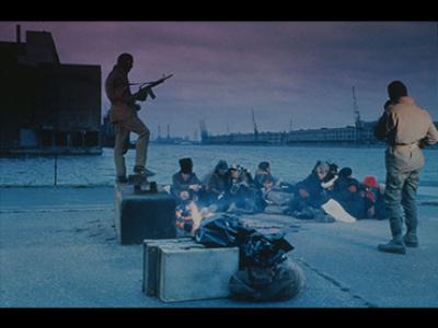 Derek Jarman. The Last of England. Film, 1987
