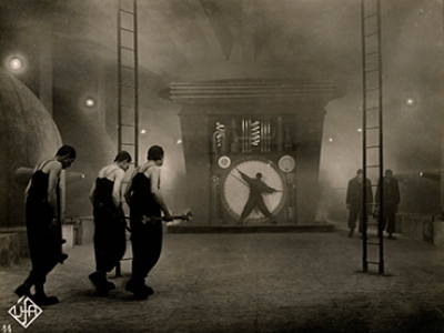 Fritz Lang, Metropolis, film, 1926