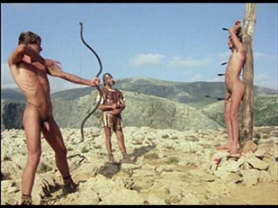 Derek Jarman and Paul Humfress. Sebastiane. Film, 1976