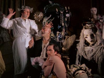 Derek Jarman. The Tempest. Film, 1979