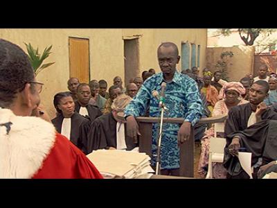 Abderrahmane Sissako. Bamako. Película, 2006