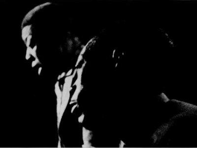 Orlando Jiménez Leal y Sabá Cabrera Infante. PM, 1961