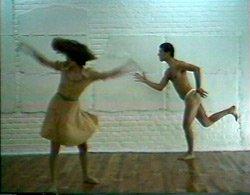 Pedro Garhel y Rosa Galindo. Etcétera, 1983