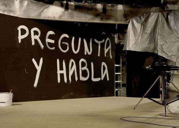 Fotografía de rodaje Cabello/Carceller, Off Escena: Si yo fuera…, 2010-11