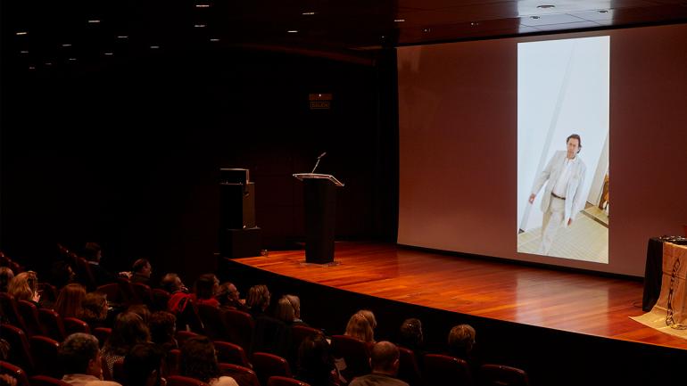 Documentos 15. Homenaje a Guy Schraenen. Para un enfoque alternativo de la historia del arte. Actividad celebrada el 20 de febrero en el Museo Reina Sofía.