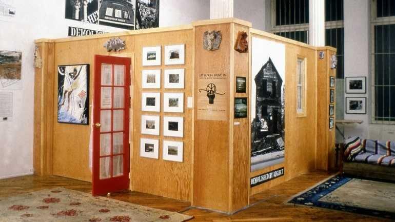 Vista de la exposición If You Lived Here…, Dia Art Foundation (Nueva York, 1989)