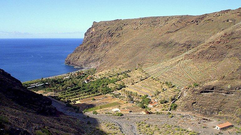El Cabrito, La Gomera (Canary Islands). Photography: Ralph Kistler