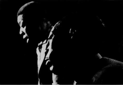 Orlando Jiménez Leal and Sabá Cabrera Infante. PM, 1961
