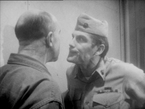 Jonas Mekas. The Brig, 1964