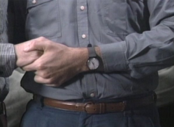 Rafael França. Prelúdio de uma morte anunciada. Video, 1991
