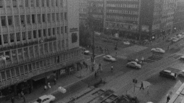 David Lamelas. Time as Activity, Düsseldorf. 1969