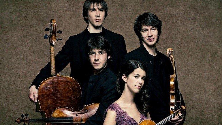 Cuarteto Gerhard © Josep Molina