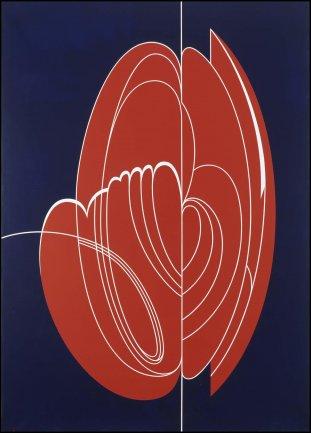 Pablo Palazuelo. Dream III (Sueño III), 2004. Pintura. Colección Museo Nacional Centro de Arte Reina Sofía, Madrid