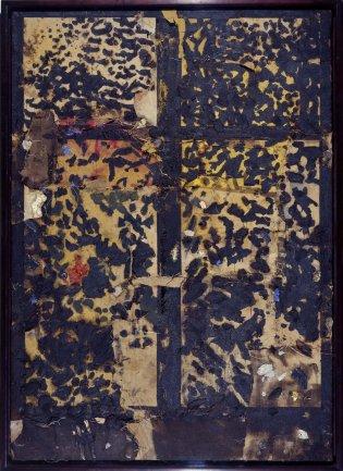 Manolo Valdés. Desde la ventana, 1998. Pintura. Colección Museo Nacional Centro de Arte Reina Sofía, Madrid