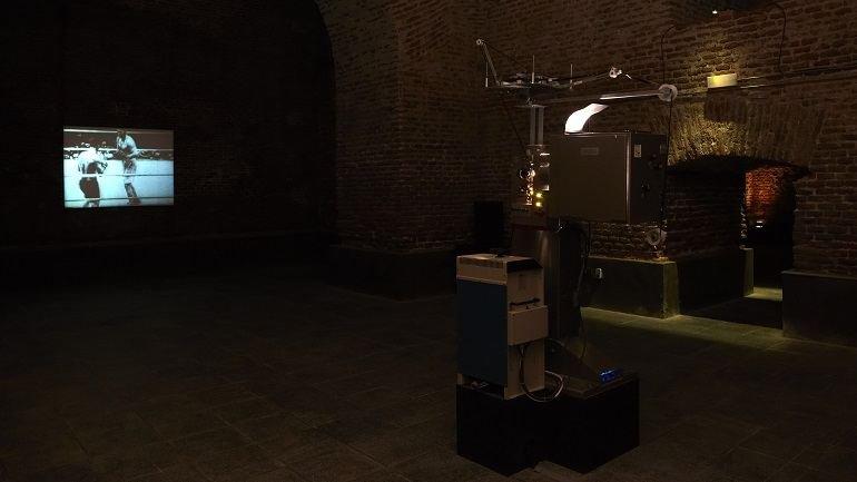Exhibition view. James Coleman, 2012