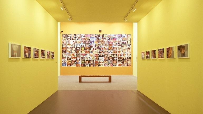 Exhibition view. Martin Parr. Fotografías 1971-2000, 2003