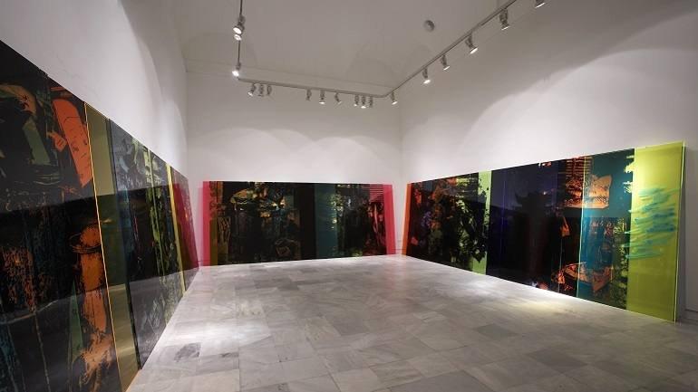 Exhibition view. Ester Partegàs. Invaders, 2007