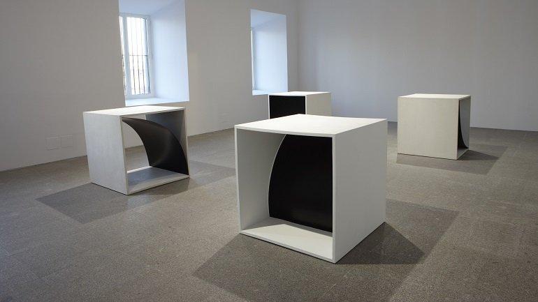 Exhibition view. Francesco Lo Savio, 2009