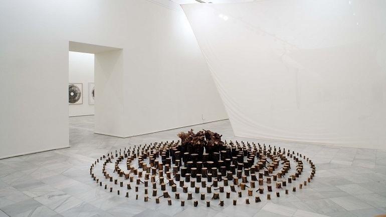 Exhibition view. Adolfo Schlosser. 1939-2004, 2006