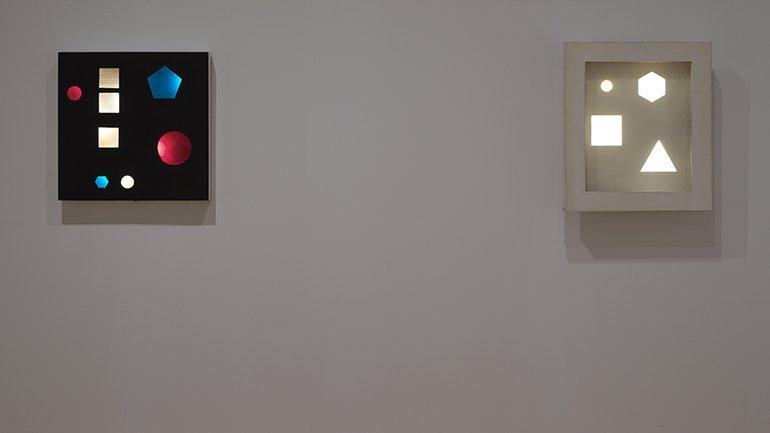 Exhibition view Eusebio Sempere