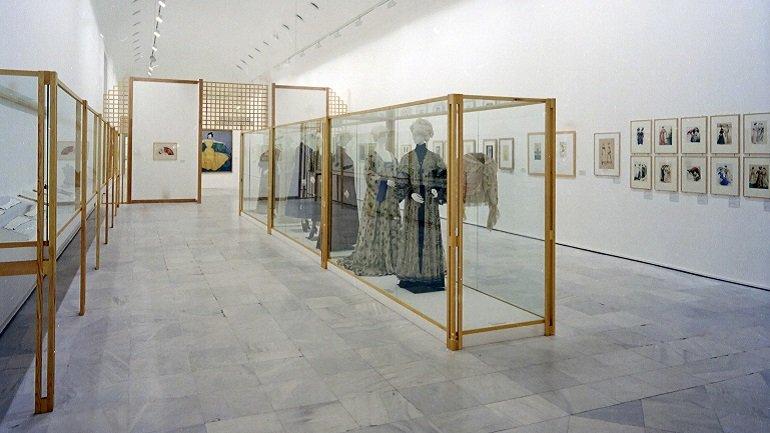 Exhibition view. Viena 1900, 1993