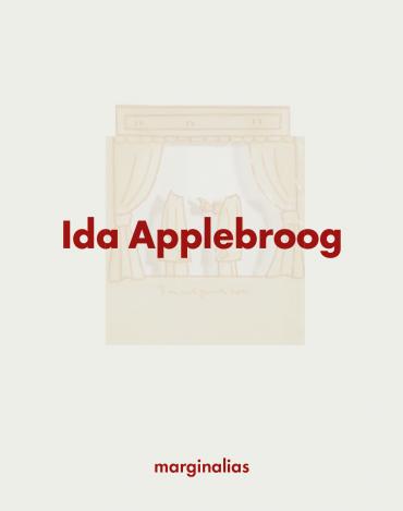 Cover of Ida Applebroog. Marginalias