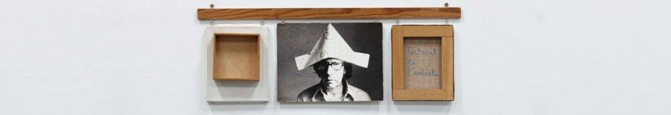 Robert Filliou. Autoportrait bien fait, mal fait, pas fait (Self-Portrait Well Made, Badly Made, Not Made), 1973 © Estate of Robert Filliou. Courtesy Galerie Nelson-Freeman, Paris