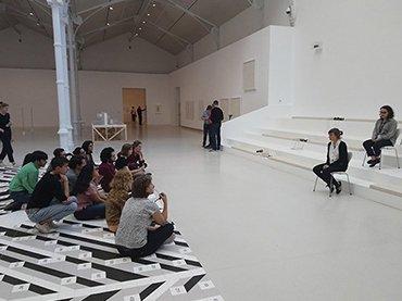 Programa educativo del Museo Reina Sofía