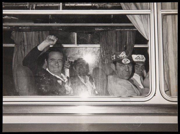 Tino Calabuig. Fiesta del PCE en la Casa de Campo de Madrid (1977). Archivo Redor-Calabuig. Centro de Documentación